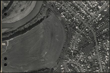 Aerial map, 1966 - E13