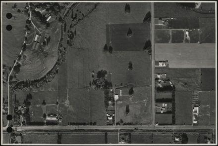 Aerial map, 1966 - M11
