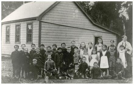 Bunnythorpe School and Pupils