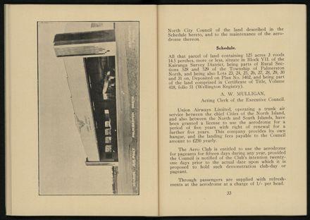 City of Palmerston North Municipal Hand Book 1937 18
