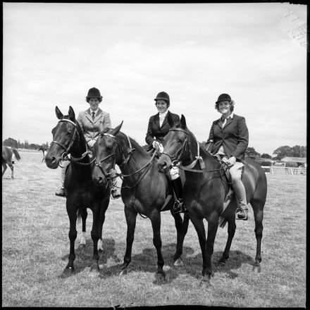 """Feilding Show"" Equestrians"