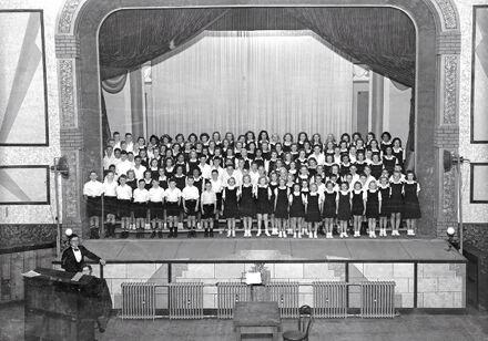 Foxton School Choir