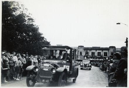 Wolseley Automobile - 1952 Jubilee Celebrations