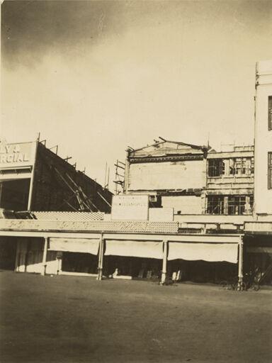 Renovation of the Premier Drapery Co. Ltd, The Square