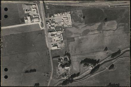 Aerial map, 1966 - H6