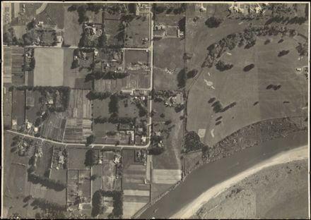 Aerial Map, 1956 - K17