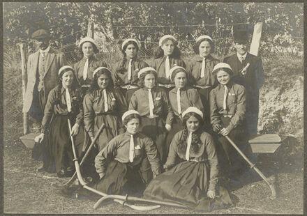 Girls' Hockey Team