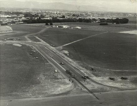 Resealing of Milson Airport runway