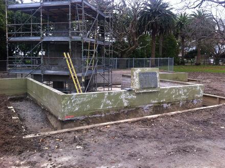 Awapuni Medical Memorial Restoration