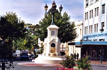 Watt Fountain, Whanganui