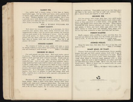 Town and Country Patriotic Women Worker's Cookery Book: Page 30