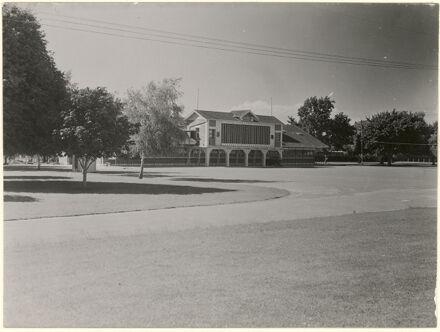 Totalisator Building, Awapuni Racecourse