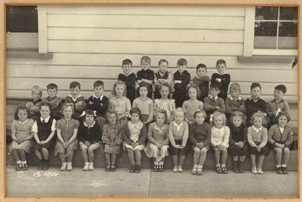 Terrace End School Room 12, 1946