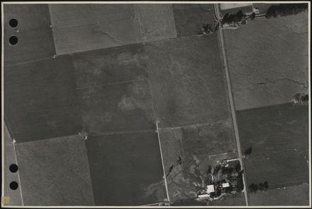 Aerial map, 1966 - J3