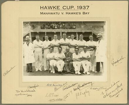 Manawatū vs Hawkes Bay - Hawke Cup Cricket