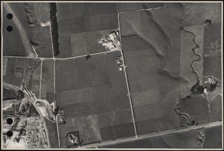 Aerial map, 1966 - J19