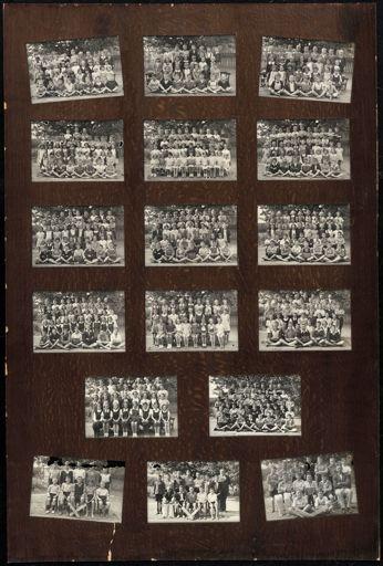Terrace End School, 1939