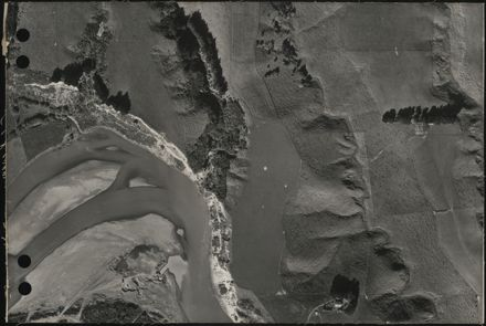 Aerial map, 1966 - G18