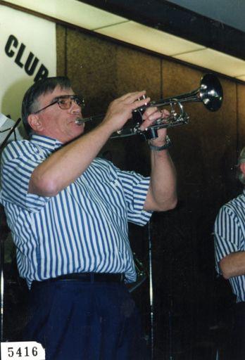 Brian Geoghan, Manawatū Jazz Festival