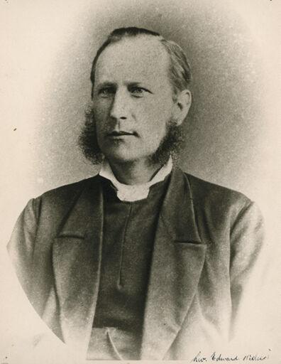 Reverend Edward Nielsen