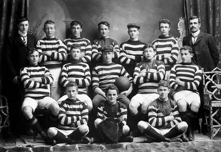 Palmerston North Boys High School rugby team