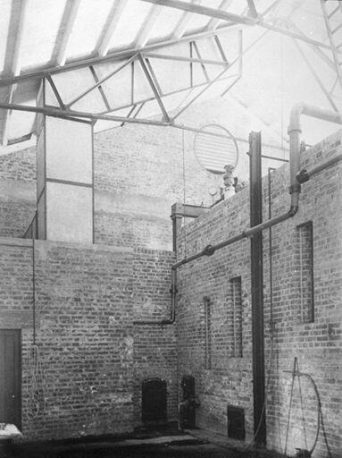Boiler House of the Abattoir, Maxwells Line