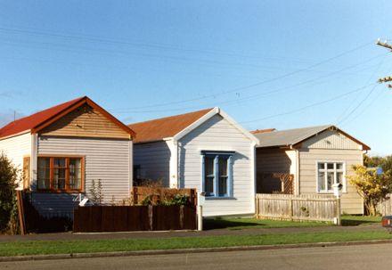 Railway Houses, Joseph Street