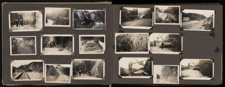 Manawatū Gorge Photograph Album - 8