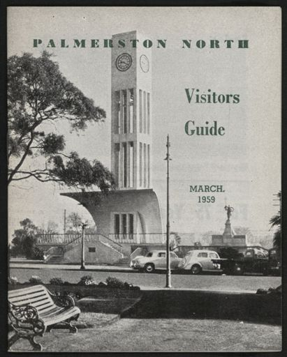 Palmerston North Diary: March 1959