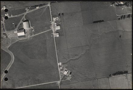 Aerial map, 1966 - E4
