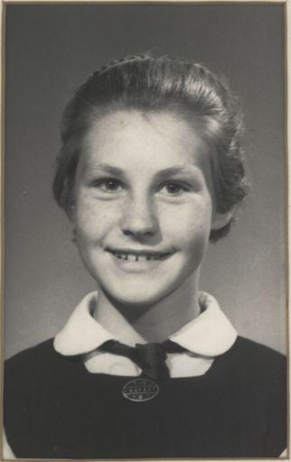 Catherine Gollan - Terrace End School Dux, 1962