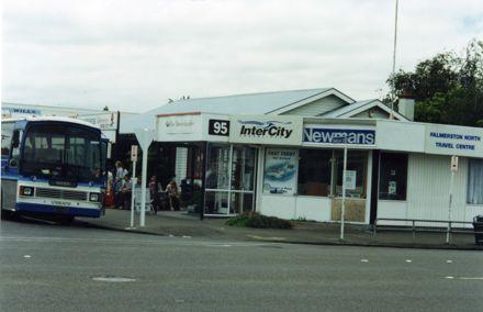 Newmans Bus Depot