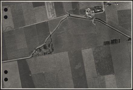 Aerial map, 1966 - L4