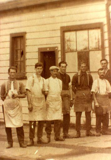 Staff of F Needham