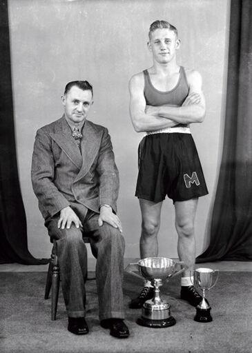 Mr Kaeft and J Stevens