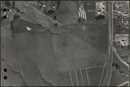 Aerial map, 1966 - C6