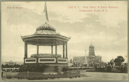 The Original Band Rotunda