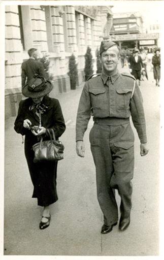 Ernest and Harriet Davis