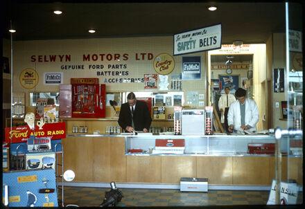 Selwyn Motors Ltd