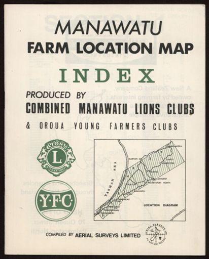 Farm Location Maps Index