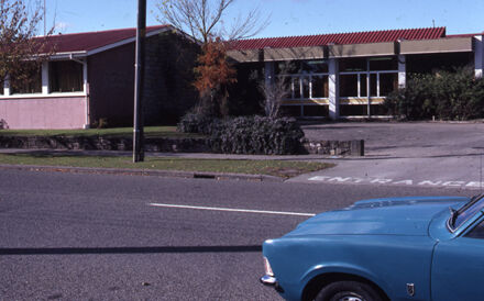 The Manawatu Catchment Board office, 541 Ruahine Street