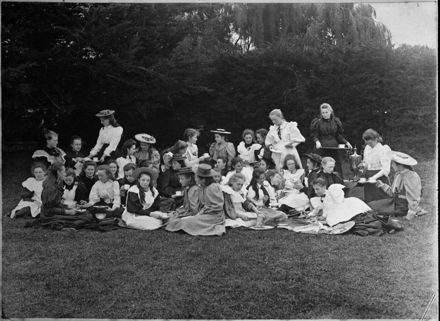 Wanganui Girls College Picnic