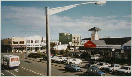 Corner of Grey and Rangitikei Streets