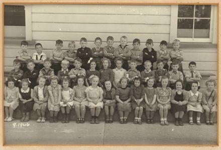 Terrace End School Room 9, 1946