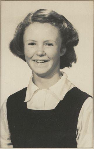 Jennifer Coss - Terrace End School Dux, 1952