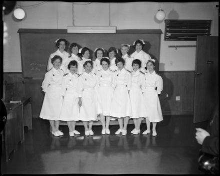 """Palmerston North Hospital Granduants"""