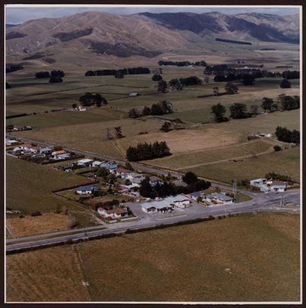 Aerial Photograph - Linton
