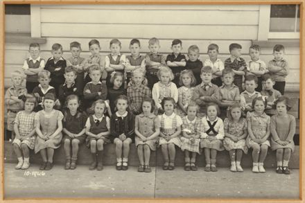 Terrace End School Room 10, 1946