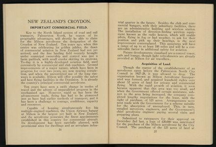 City of Palmerston North Municipal Hand Book 1937 19