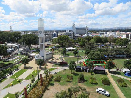 New Zealand Rural Games 2019 - Hopwood Clock Tower